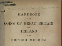 A. Grueber :: Handbook of the coins of Great Britain and Ireland in the British
